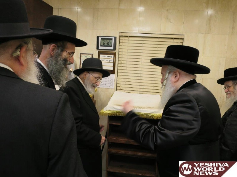 Photo Essay: Bobover Rebbe, HaRav Moshe Wolfson And Other Rabbonim Visiting Miami For Vacation (Photos By JDN)