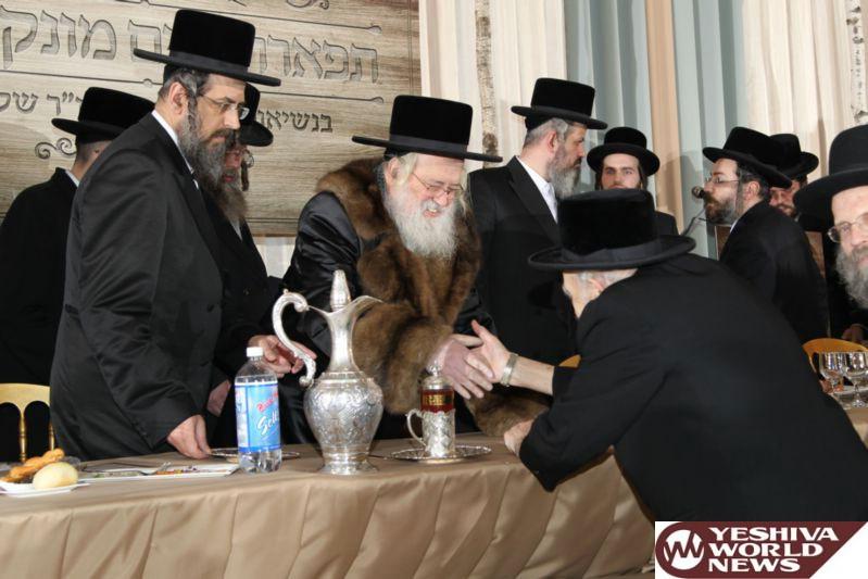 Photo Essay: Dinner for Talmud Torah Munkatch in Boro Park (Photos By JDN)