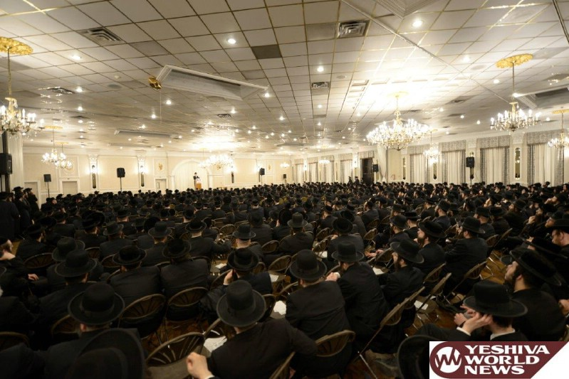 PHOTOS: Kiryas Joel Hosts Event to Educate Community on Dina D'Malchusa Dina'