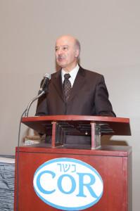The Honourable Reza Moridi