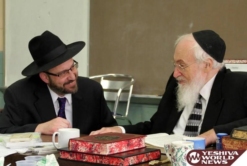 HaRav Chaim Yisroel Belsky Memoriam by NY State Senator Simcha Felder
