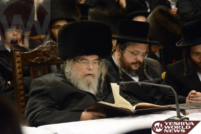 Belzer Rebbe Prohibits Yeshivos Ketanos From Traveling To Meron For Lag Baomer