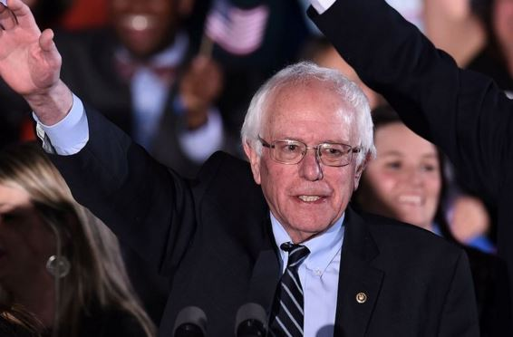 Sanders' Bid Reaches Turning Point After Northeast Losses
