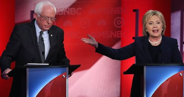 Analysis: Clinton Moves Aggressively To Hold Off Sanders