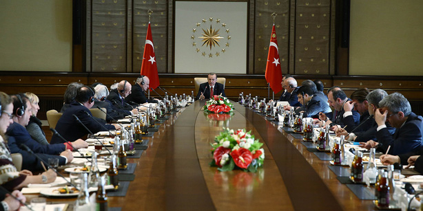 Meeting in Ankara is Another Sign that Turkey is Interested in Restoring Ties with Israel