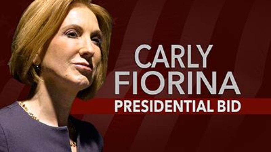 Fiorina Lashes Out After Being Told She Is Excluded From Next GOP Debate