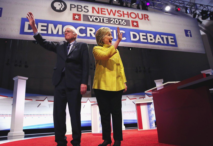 FACT CHECK: Clinton, Sanders On Health Care, Donors