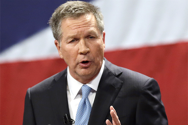 Kasich's NH Showing Could Be Tough to Convert Into More Wins