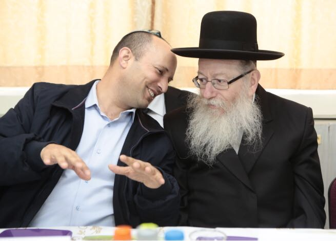 Litzman: It Is All From Above, Not Because Of My Efforts