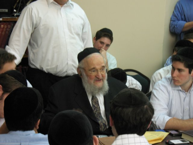 Levaya Of HaRav Chaim Shmuel Niman ZATZAL; Mashgiach At Yeshiva Chofetz Chaim In Queens