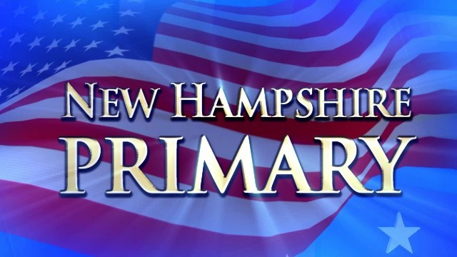 WATCHING TUESDAY: NH Existential Test For Trump's Candidacy