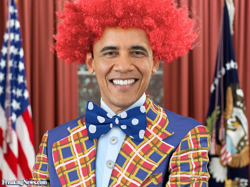 Obama Has Thought About Leaving White House in Disguise