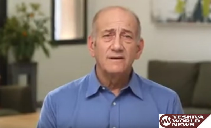 Parole Board Decides on Early Release for Olmert