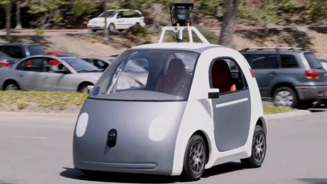 Computer as Driver? 'Yes' From Feds Boosts Self-Driving Cars