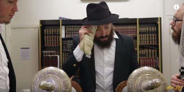 BIZAYON HATORAH! Comedy Video Made By Frum Jews Uses Sefer Torah In Despicable Manner