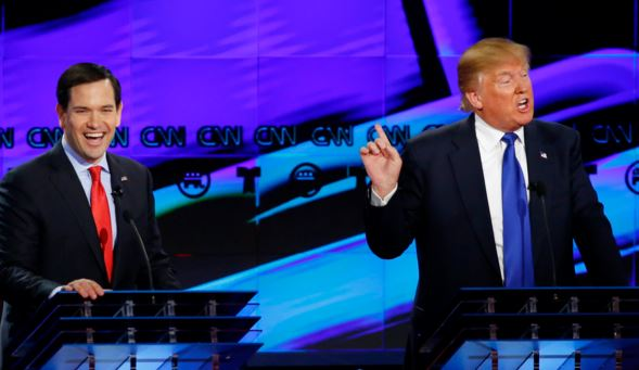 Rubio on Trump: First a Con Man, Now Better Than Clinton