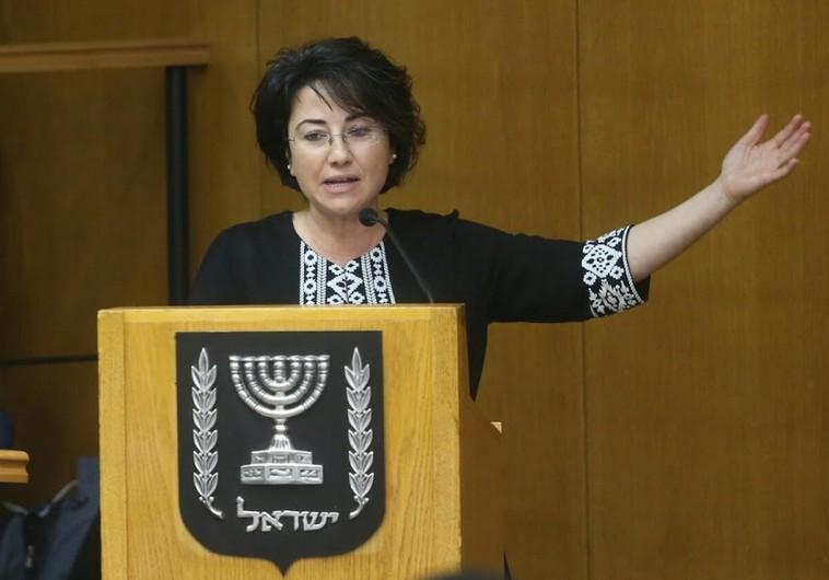 Arab MK Zoabi Blasts Probationary Sentence in Court Case