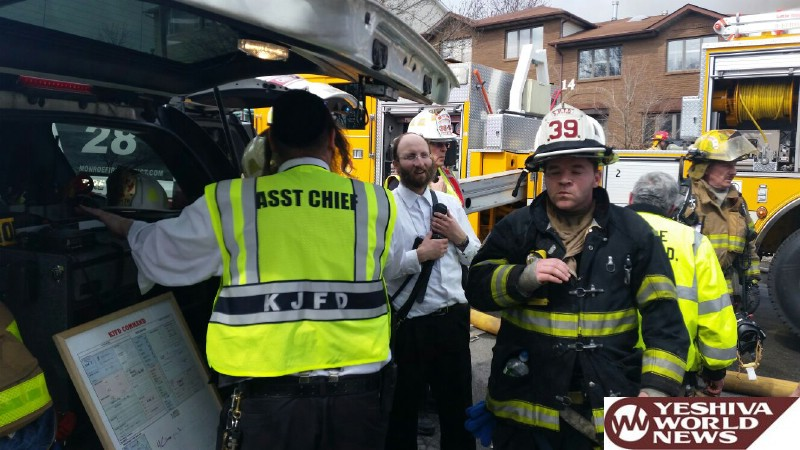 Fire Which Destroys Spinka Bais Medrash In Kiryas Joel Is Now A National Story