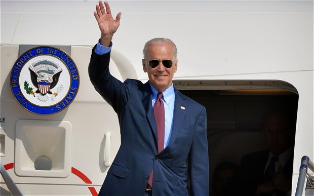 Biden Tells Baltics To Disregard Trump Threat
