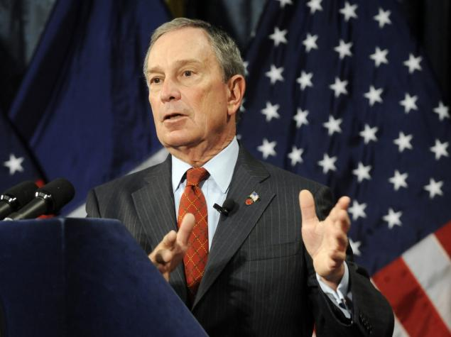 Former NYC Mayor Michael Bloomberg To Endorse Clinton