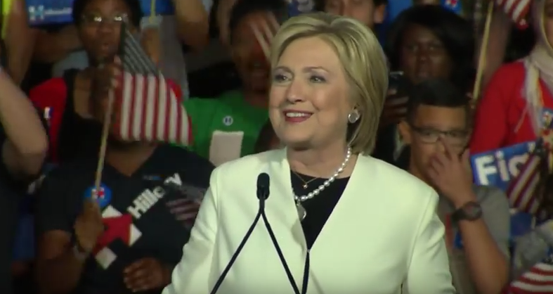 Clinton Gets First National Intelligence Briefing As Democratic Presidential Nominee