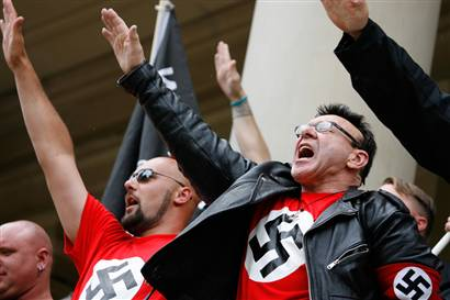 Austrian Court Finds Cop Guilty of Saying 'Heil Hitler'