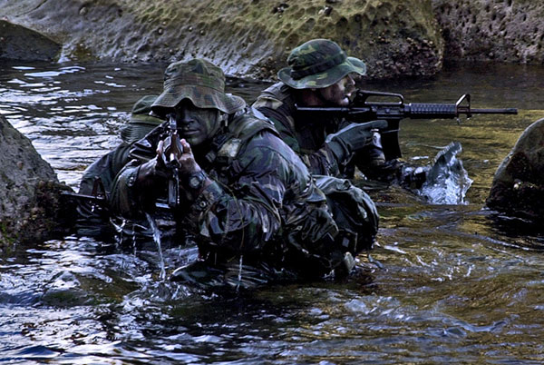 [47+] Special Operations Wallpaper on WallpaperSafari  |Navy Seals Emerging From Water