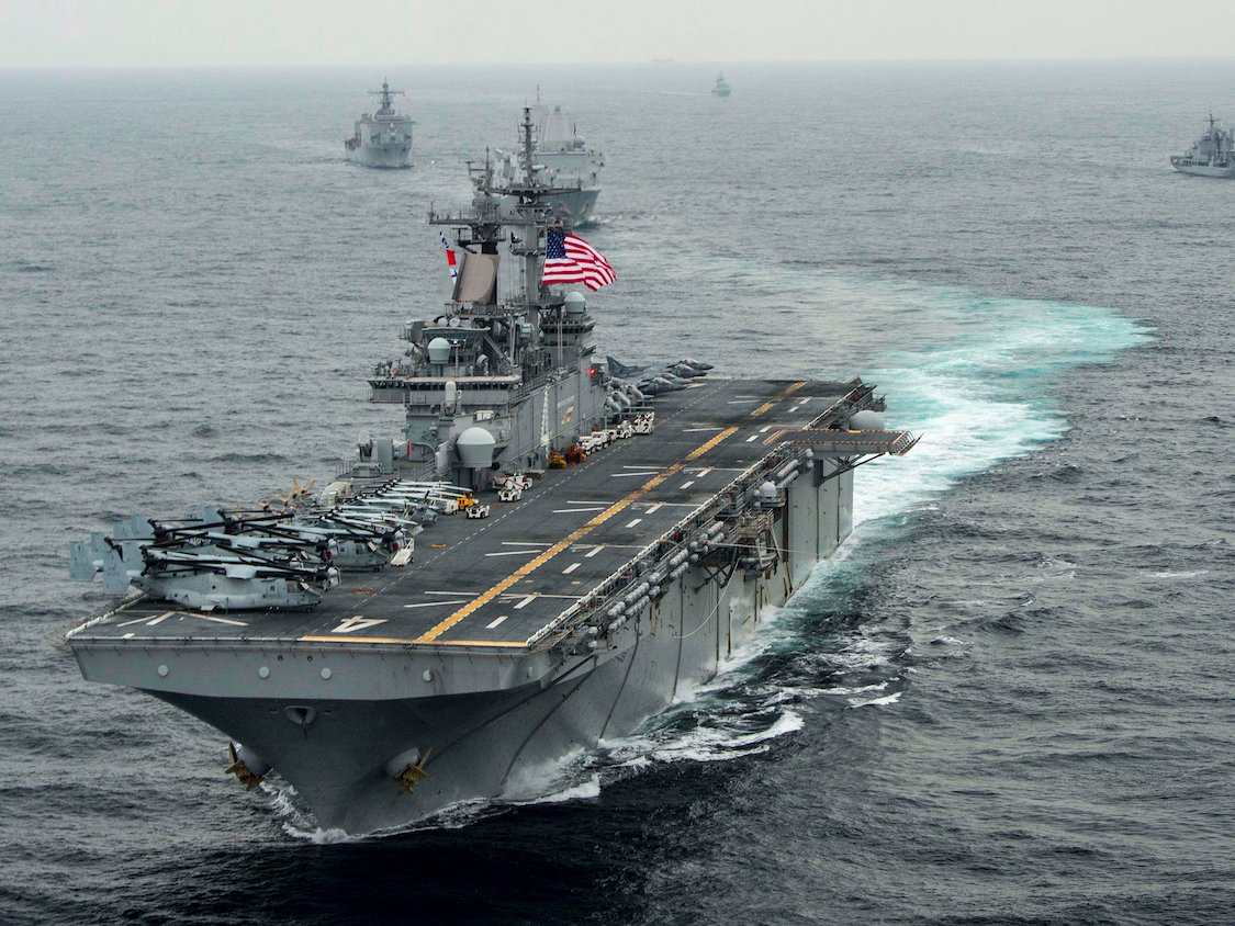 Defense Secretary Discusses Concerns in South China Sea