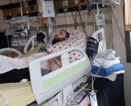Help Moshe Overcome Behcet's Syndrome