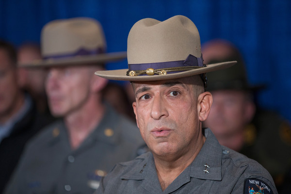 NY State Police Superintendent Joseph D'Amico Suddenly Resigns