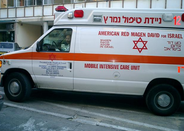 Girl Stabbed By Her Dad R'L Is Recuperating In Shaare Zedek Hospital