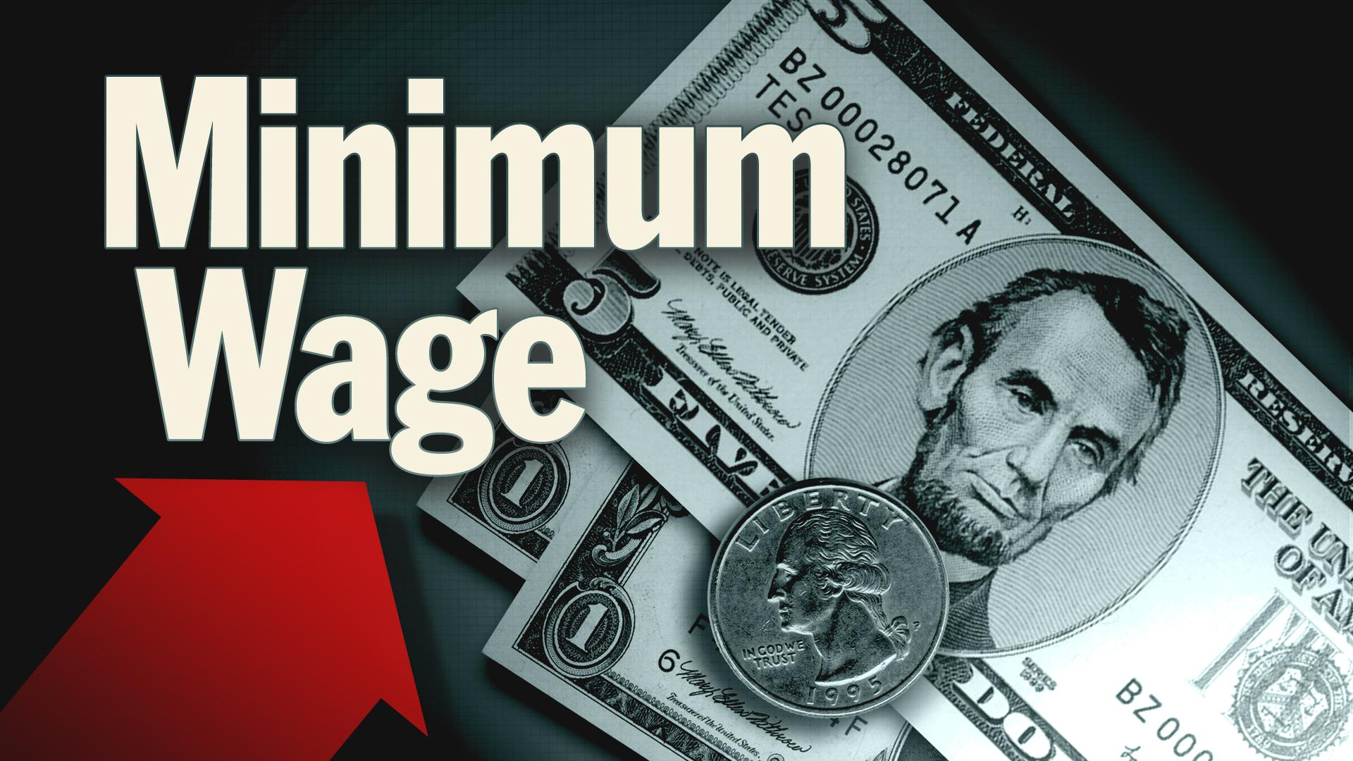 Christie Faces Decision on Raising Minimum Wage