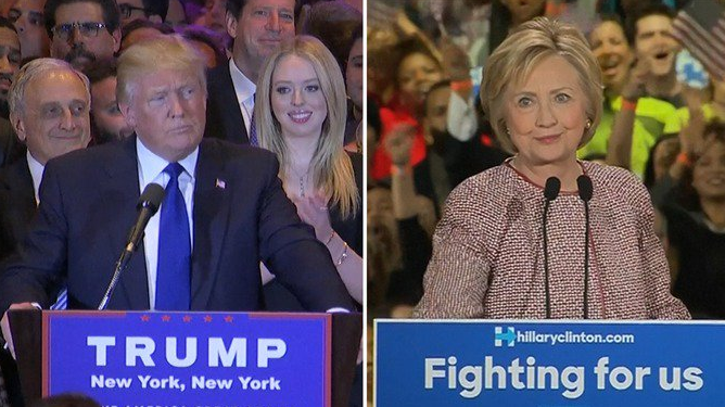 Trump vs. Clinton: Is A 2017 'Peaceful Transfer' Possible?