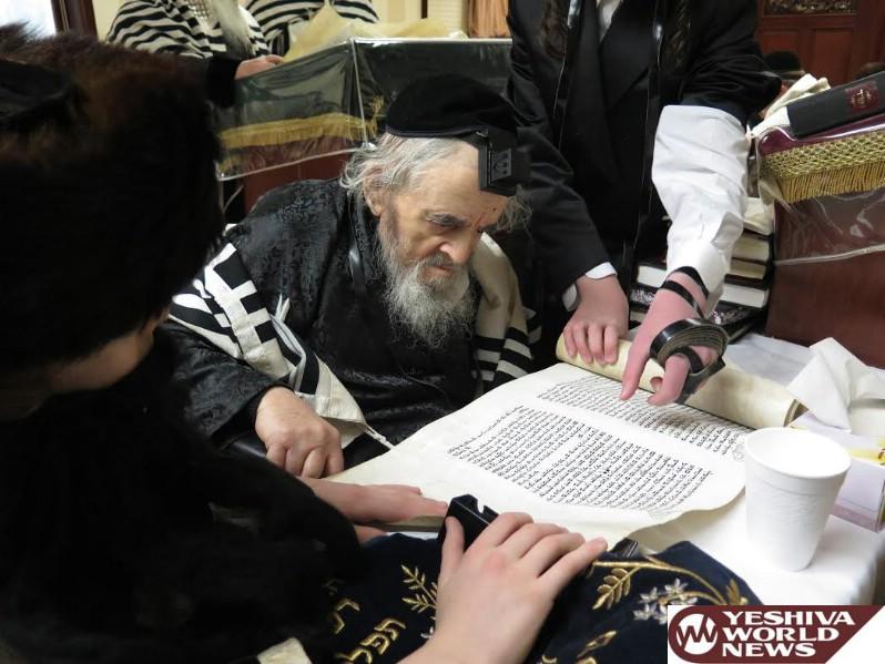 Levaya Of Yoka Rov, Hagaon HaRav Chaim Yishaya Koenig ZATZAL