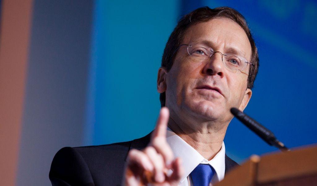Opposition Leader MK Herzog Expresses Outrage Over Burning Of Tefilin