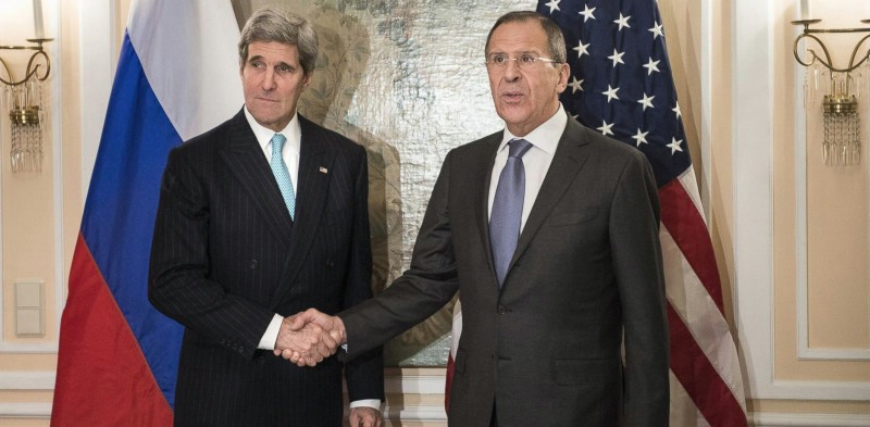 US Once Again Forced To Turn To Russia For Help On Syria