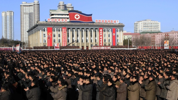 North Korea Readies For Its Biggest Political Show In Years