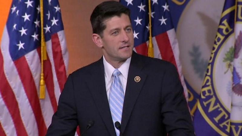 House Speaker Paul Ryan Refuses To Back Donald Trump