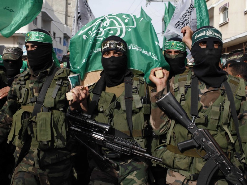 Hamas Terrorist Indicted For Numerous Alleged Acts Of Terror