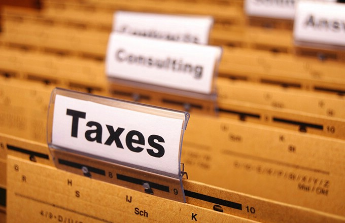 Op-Ed: Corporate Taxes In The U.S. Aren't So Bad