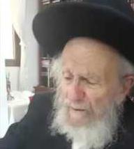 HaGaon HaRav Edelstein Released From Tel Hashomer Hospital