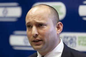 Education Minister Naftali Bennett Mourns the Passing of Shimon Peres