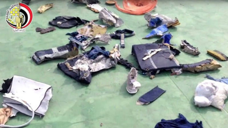 Forensic Expert: EgyptAir Human Remains Suggest Explosion