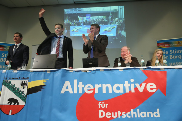 German Government Must Stamp Out Clear AFD Threat, Says Head Of European Jewish Association