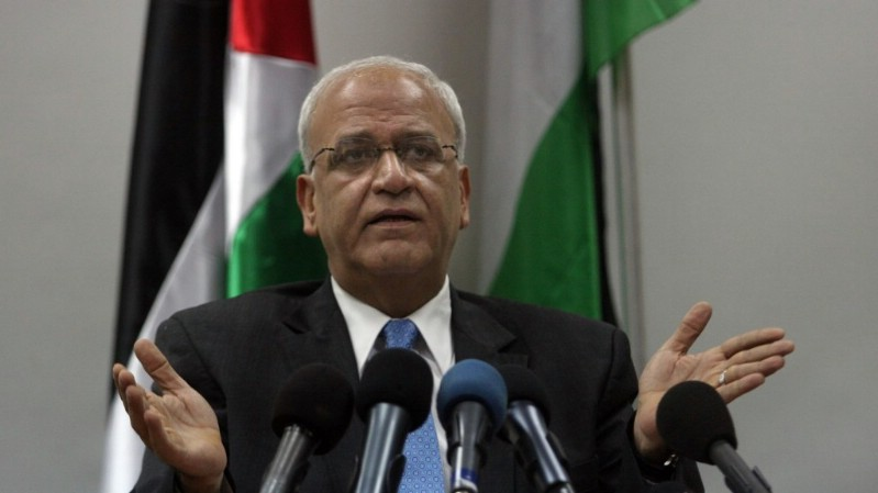 Senior PA Official Attacks The New 'Extremist' Israeli Coalition Government