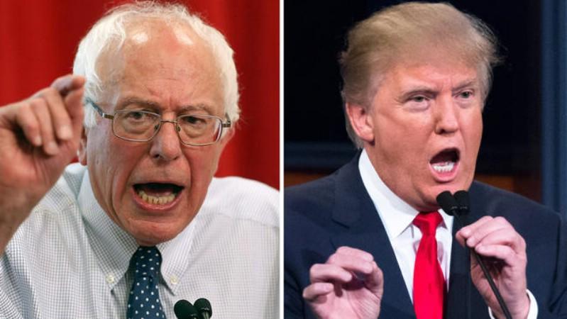 Trump Agrees To Debate Sanders But Sets Stiff Price
