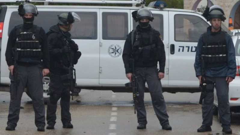 Dozens Of Security Forces Catch Three Youths Studying At Givat Geulat Tzion