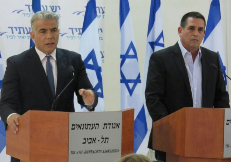Former Senior Israel Police Official Joins The Ranks Of The Yesh Atid Party