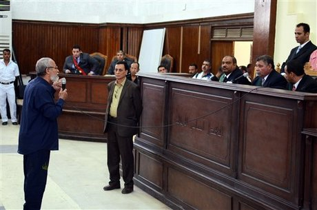 Egyptian Court Sentences 36 Islamists Including Top Muslim Brotherhood Leader To Life In Prison