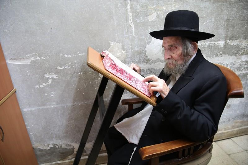 An Avreich Is Ousted From A Jerusalem Bais Medrash After Cursing Maran HaRav Shteinman